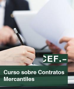 Curso Monográfico sobre Contratos Mercantiles