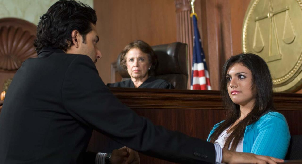 Prueba de aptitud para abogado