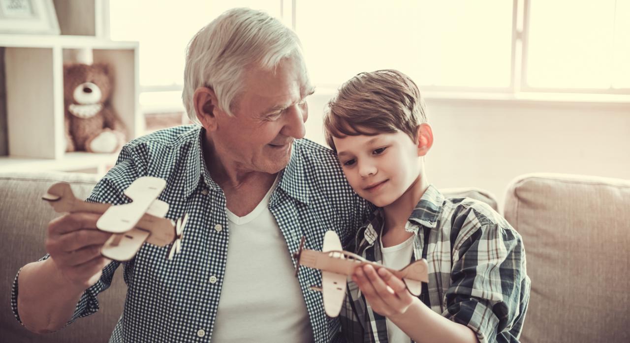 El concepto de derecho de visita incluye el derecho de los abuelos de visitar a sus nietos