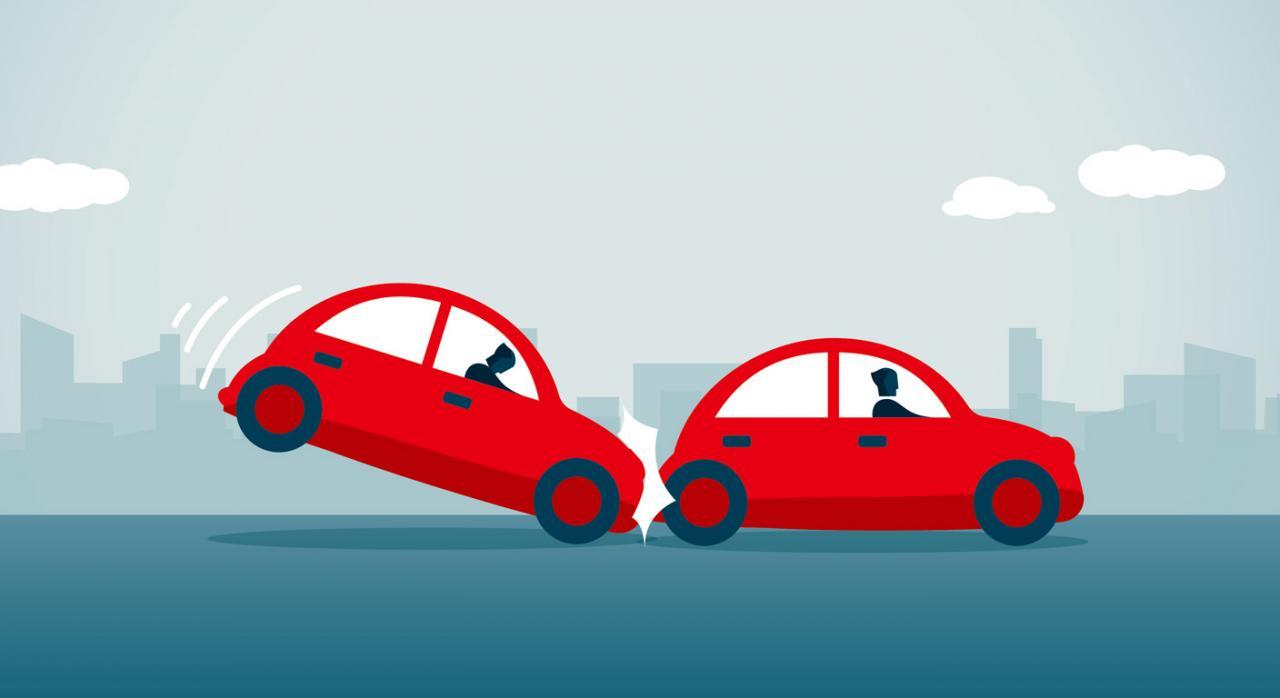 Accidente de coches