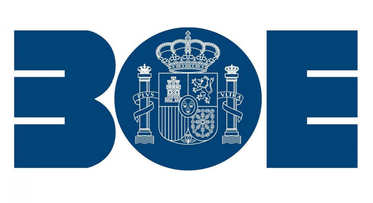Imagen del logo del BOE