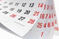 Cómputo de plazos en la Administración General del Estado: Días inhábiles
