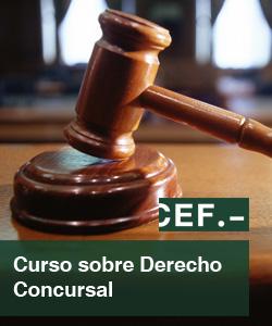 Curso Monográfico sobre Derecho Concursal