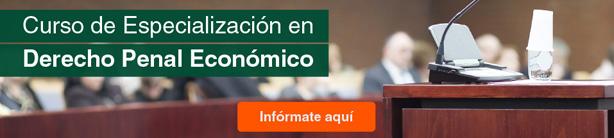 Curso Superior de Especialización de Derecho Penal Económico