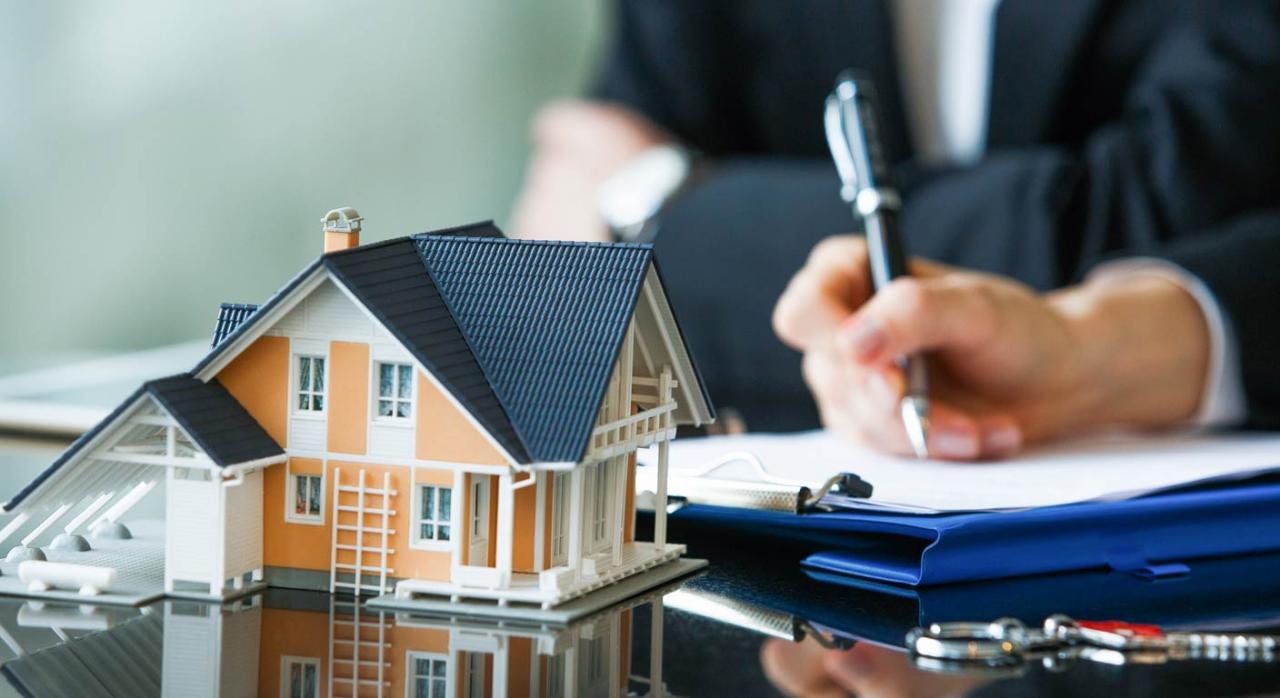 Firmando hipoteca
