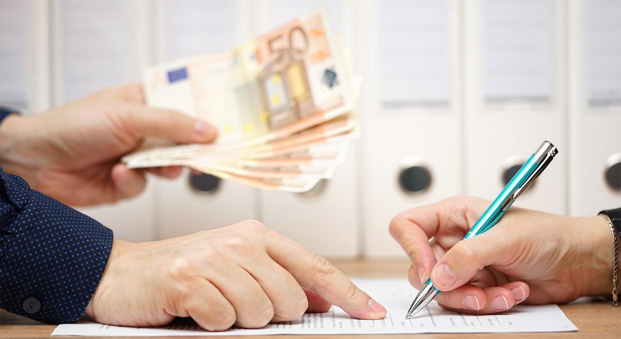Contratos de crédito celebrados con prestamistas extranjeros